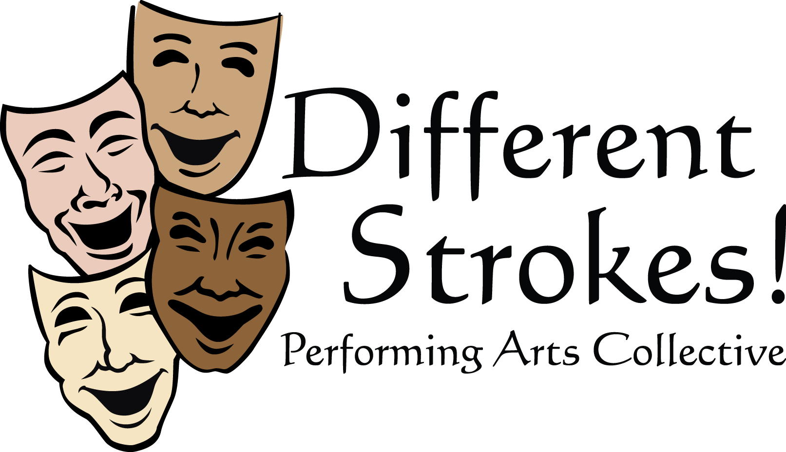 Different Strokes! logo